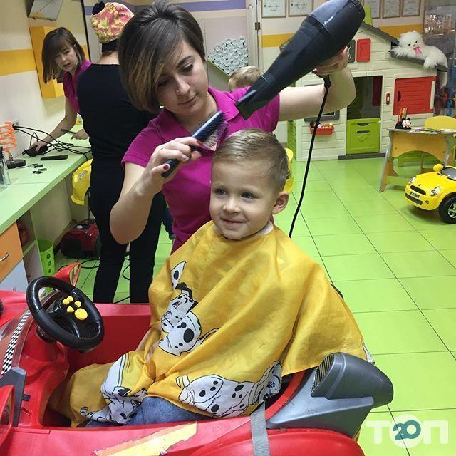 Гарнюня, перукарня сімейного типу - фото 47