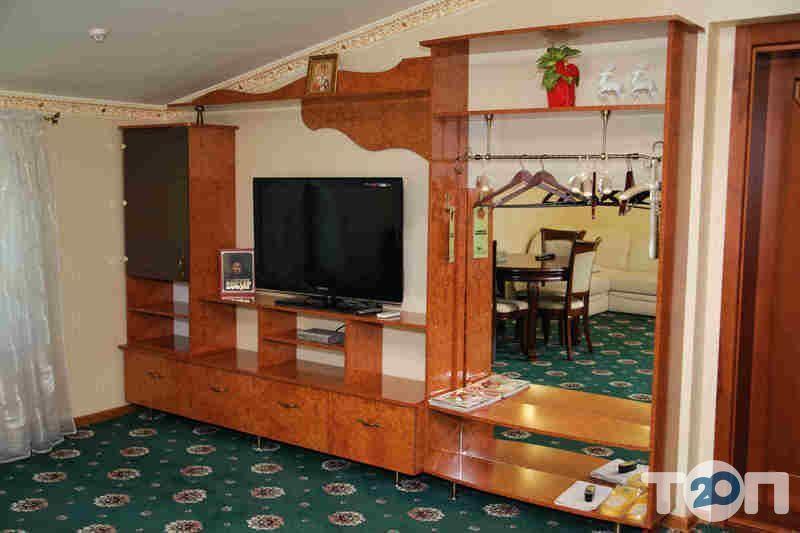 Гостевія, розважально-готельний комплекс - фото 8