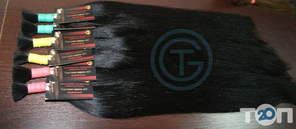 GT, натуральне волосся - фото 4