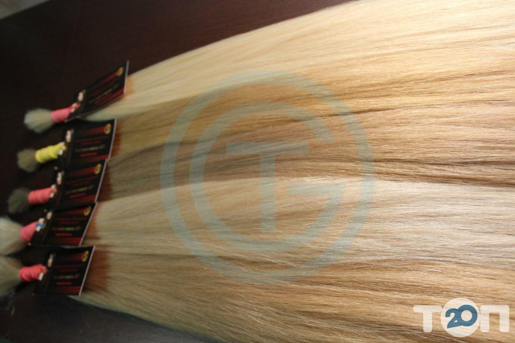 GT, натуральне волосся - фото 3