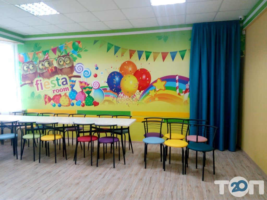 Kids Party Room, оренда святкової кімнати - фото 19