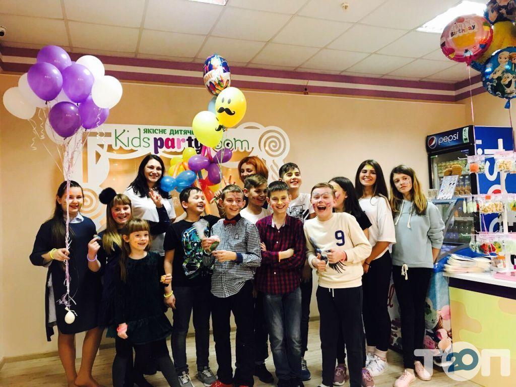 Kids Party Room, оренда святкової кімнати - фото 24