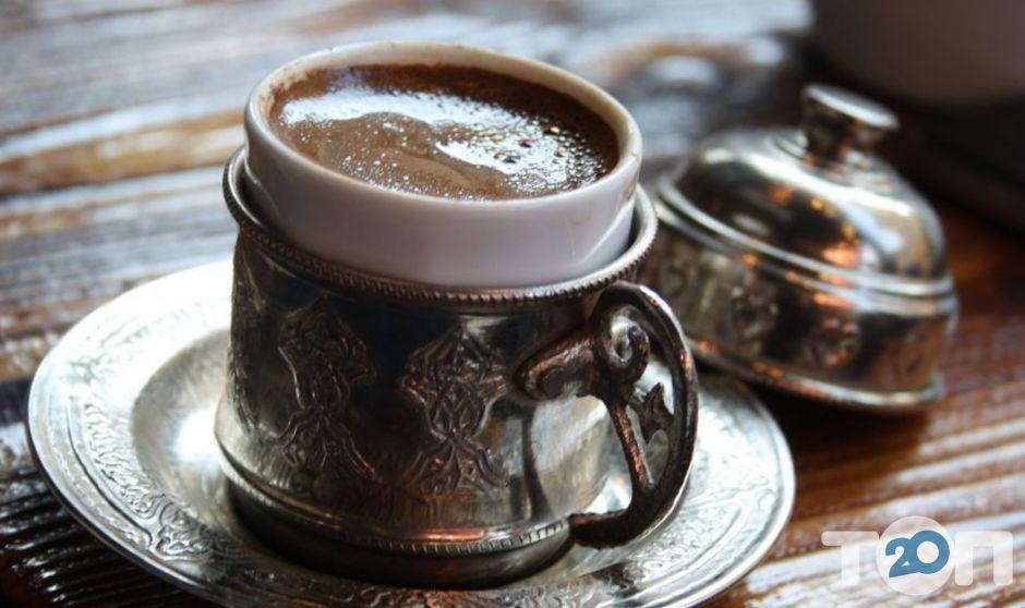 Кава по-турецьки, кав'ярня - фото 3