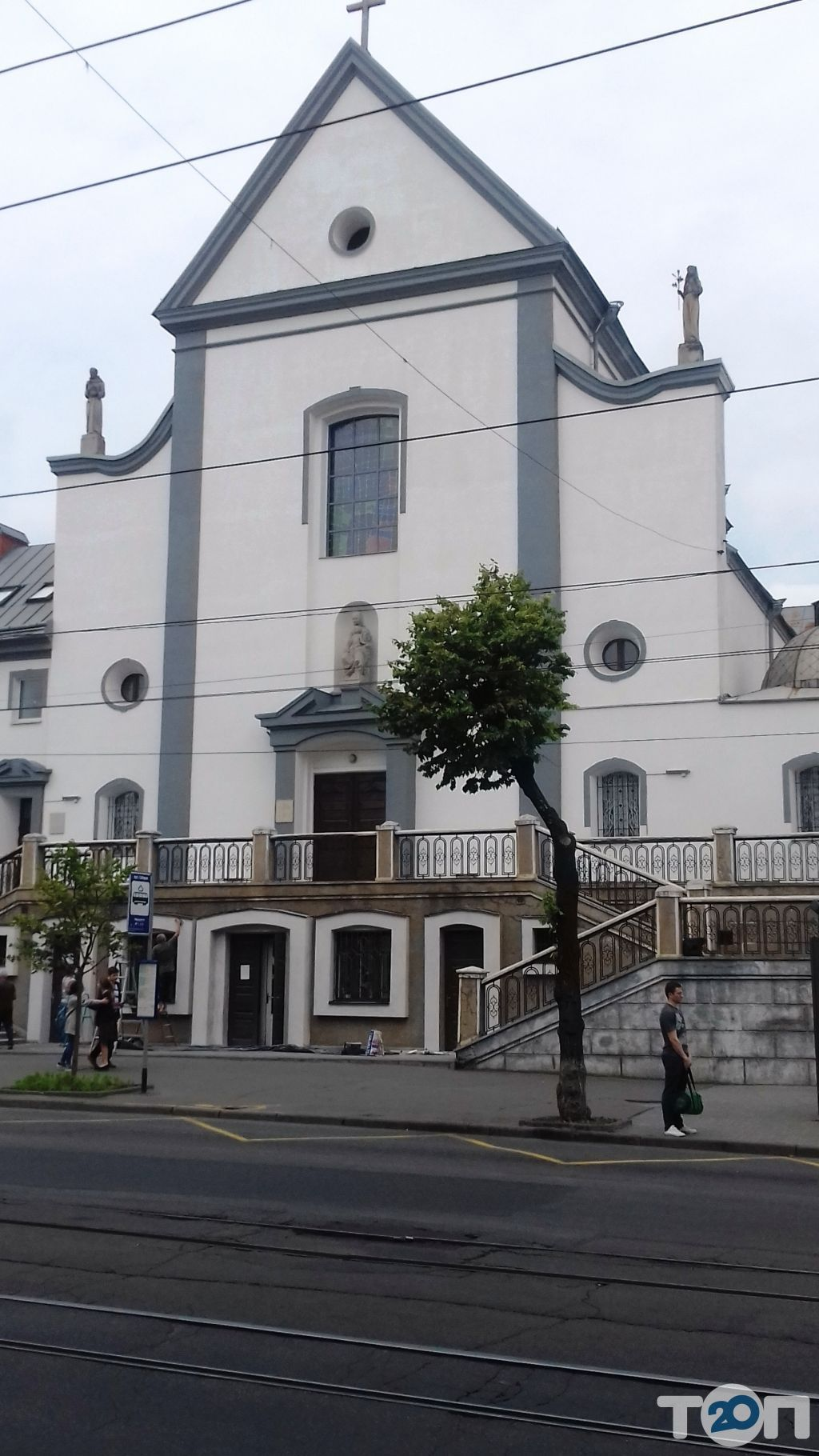 Костел Діви Марії - фото 2