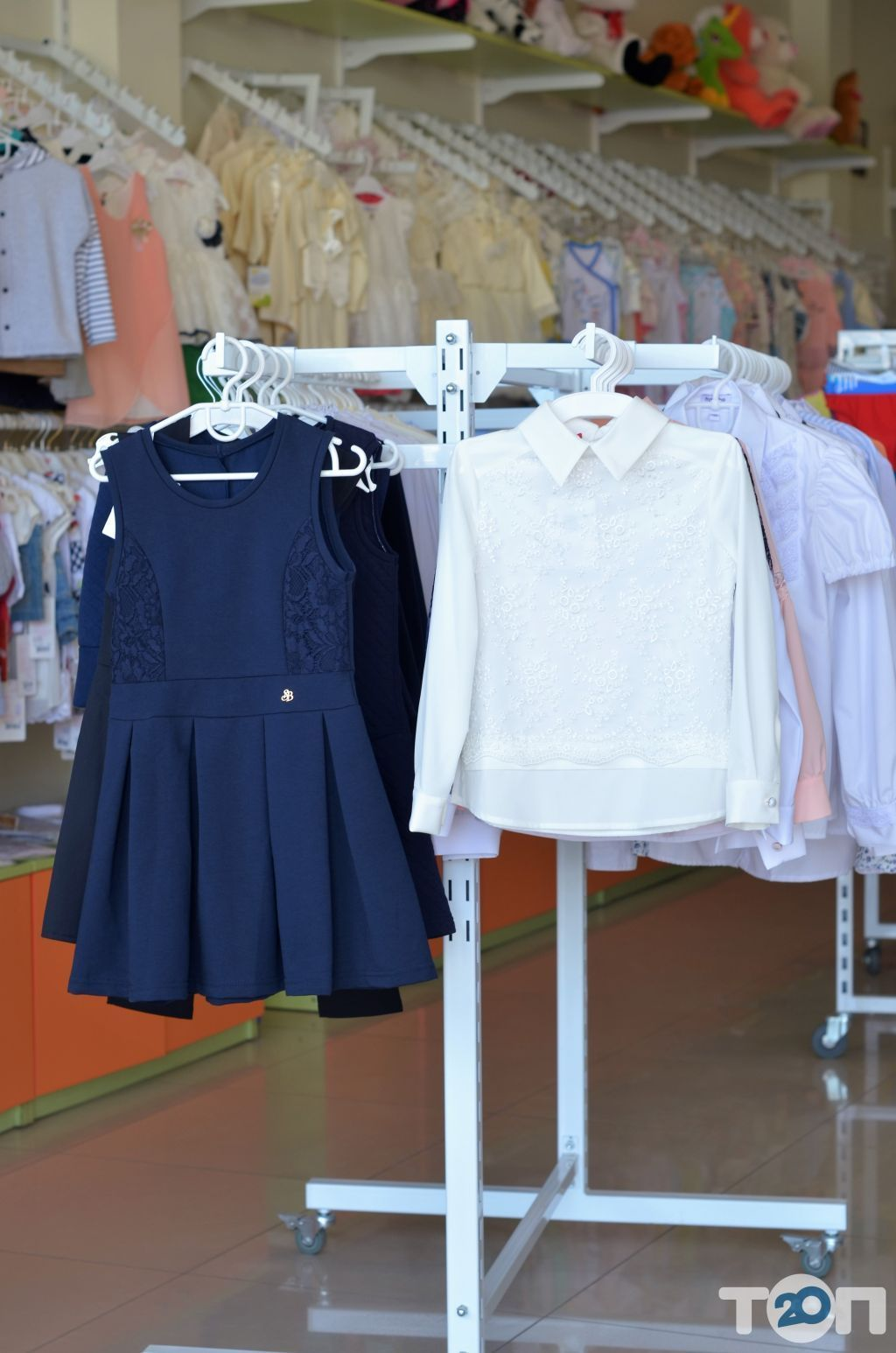 Крихітка, магазин дитячого одягу. - фото 6