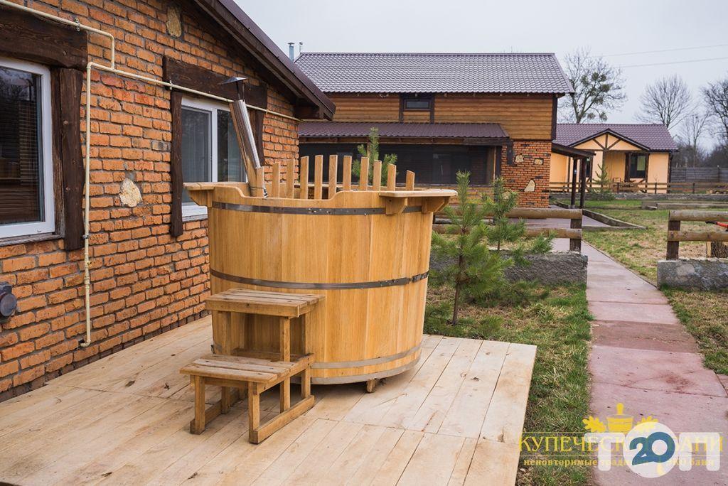 Купеческие бани, гостьовий будинок - фото 2