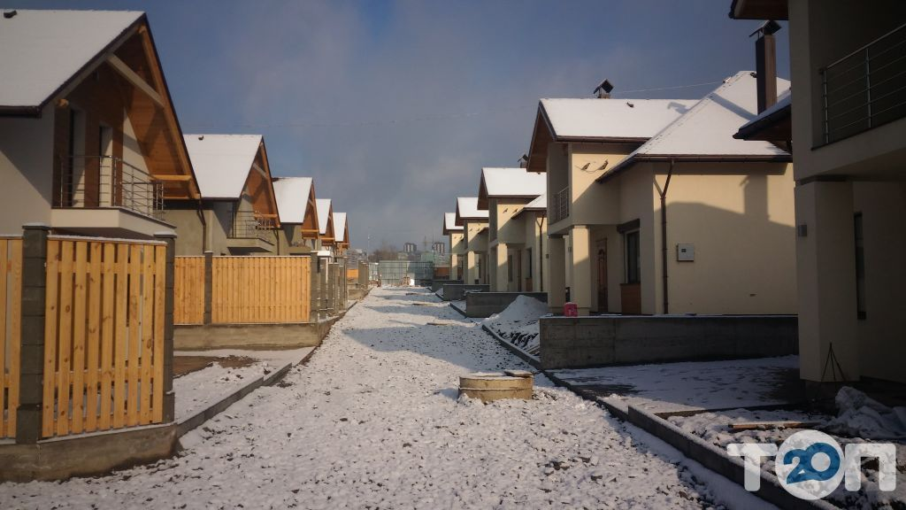 Квартальчик, житловий комплекс - фото 33