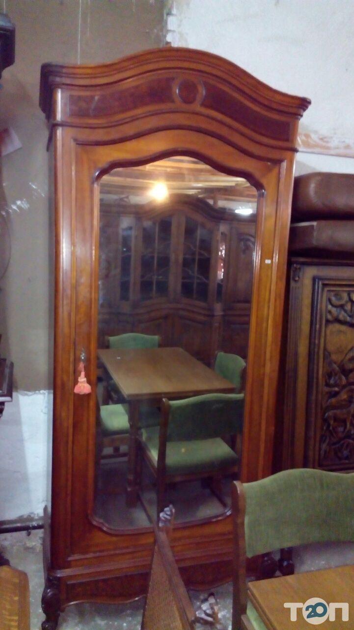 Легенда, меблі в стилі ретро - фото 12