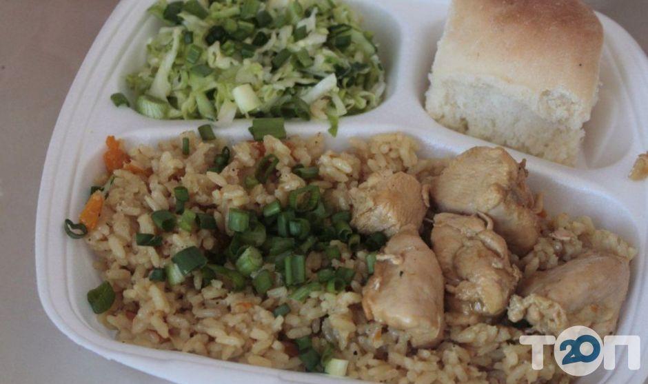 Lunch Box, доставка обідів - фото 1