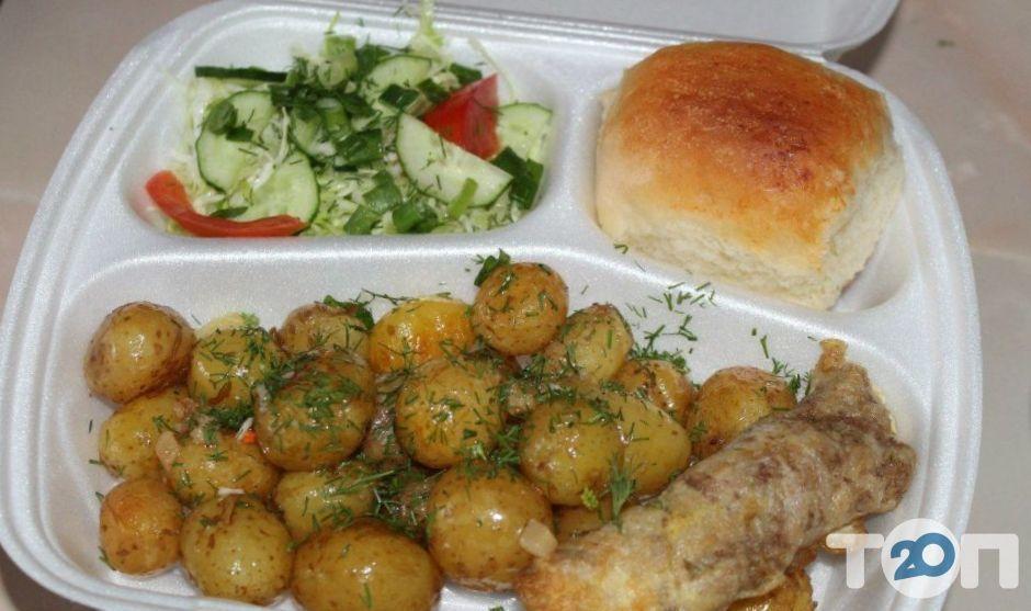 Lunch Box, доставка обідів - фото 3
