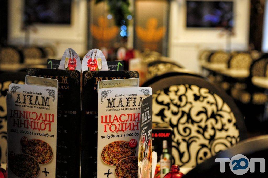 Mafia, ресторан італійської та японської кухні - фото 8