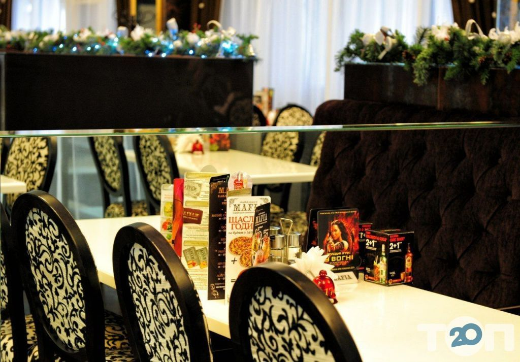 Mafia, ресторан італійської та японської кухні - фото 7