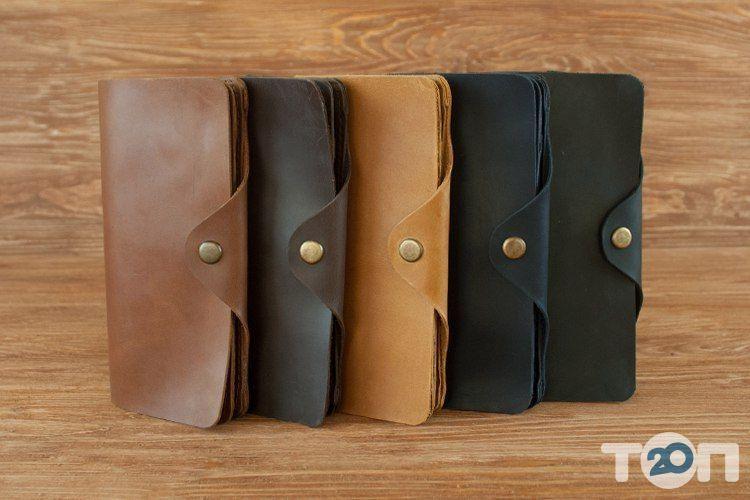 Men's bag, шкіряні аксесуари - фото 4