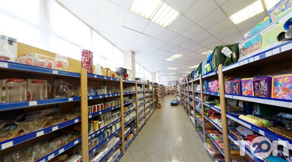 Магік, мережа магазинів канцтоварів - фото 4