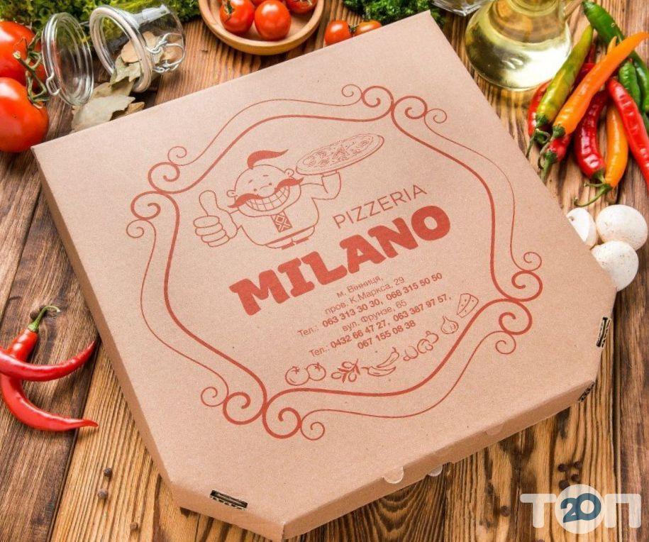 Milano, кафе-піцерія - фото 2