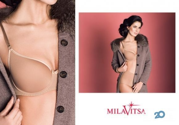 Milavitsa, магазини вишуканої жіночої білизни - фото 2