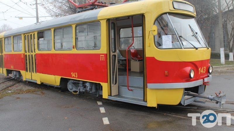 Музей вінницького трамваю - фото 2