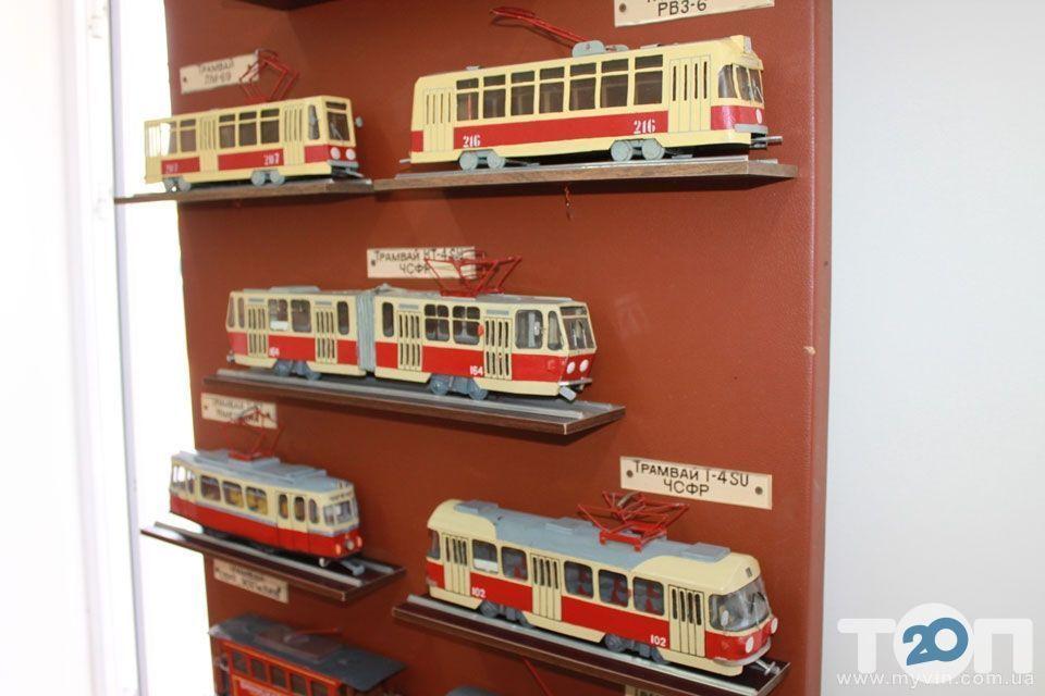 Музей вінницького трамваю - фото 4