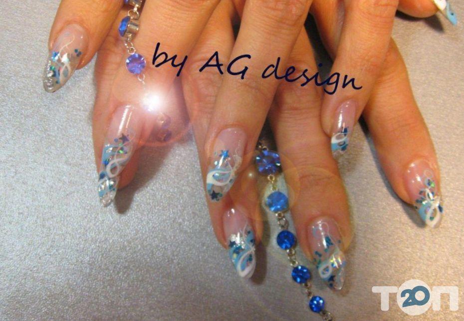 Нарощування нігтів Грушко Антоніна - фото 4