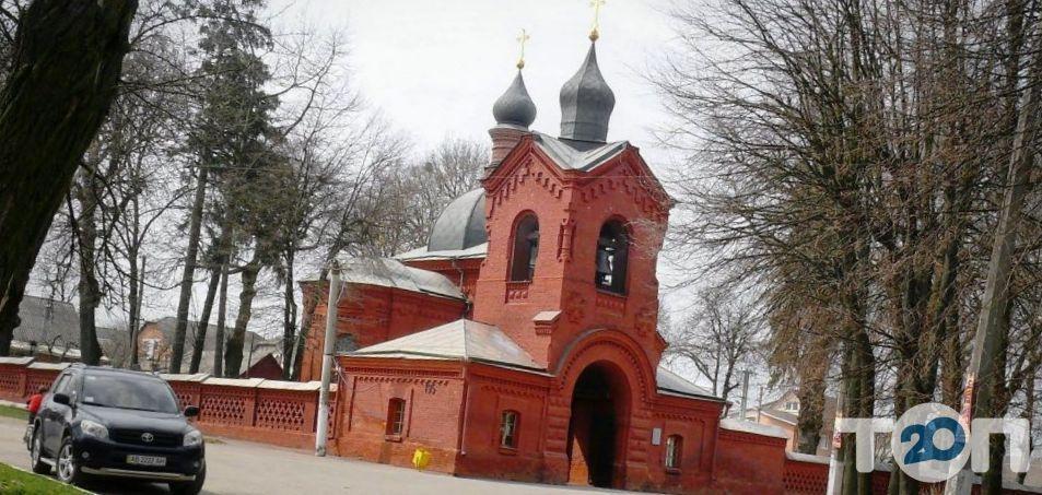 Миколаївська церква-усипальниця Пирогова - фото 3