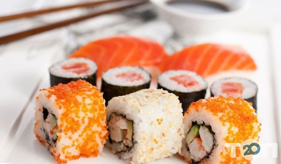 Окарі, доставка суші - фото 1