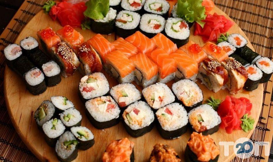 Окарі, доставка суші - фото 3