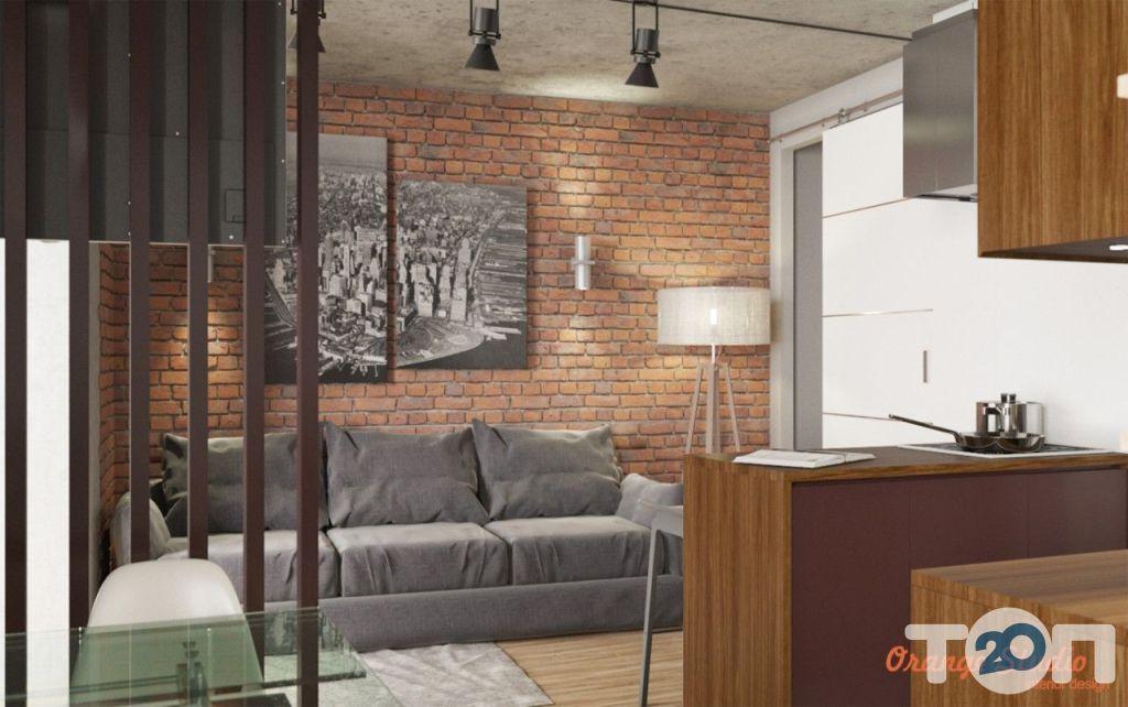 Orange Studio, студія дизайну інтер'єру - фото 1