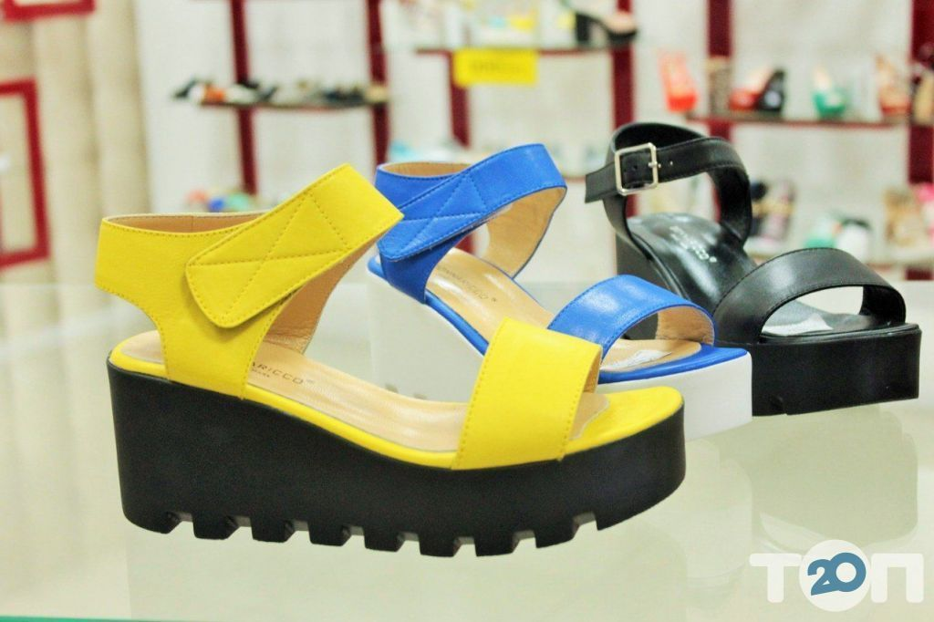 Osso Bianco, магазин жіночого взуття - фото 3