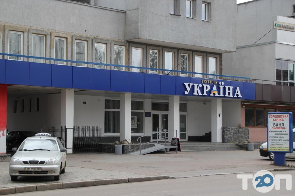 Україна, готель - фото 2