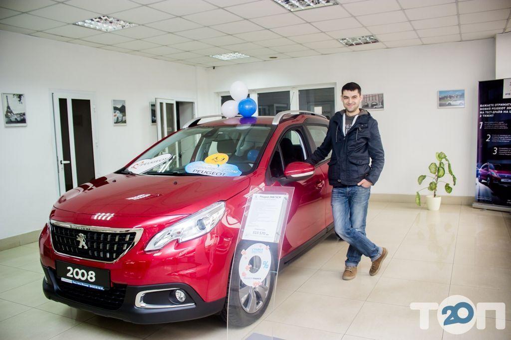 Peugeot, автосалон Люкс Авто - фото 7