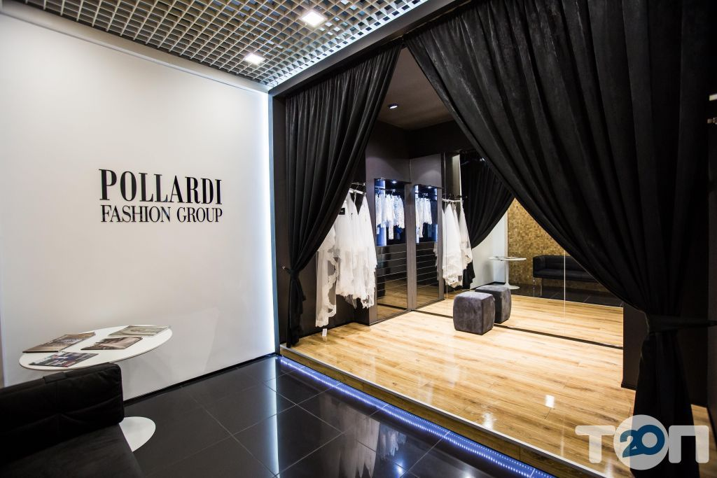 Pollardi, весільний салон - фото 1