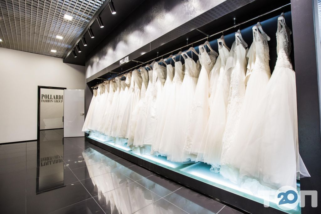Pollardi, весільний салон - фото 2