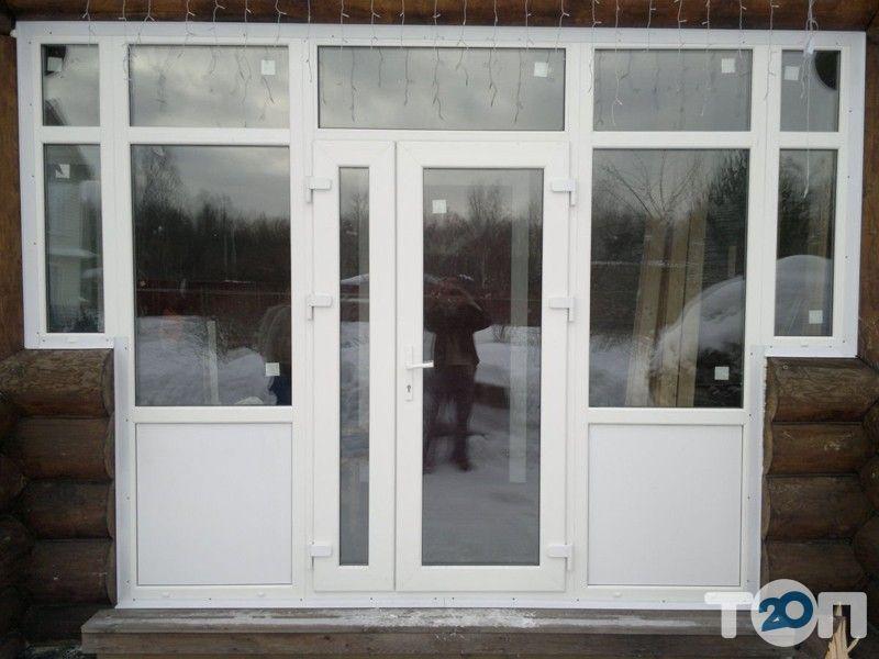 Fenster Group, металопластикові вікна, двері - фото 7