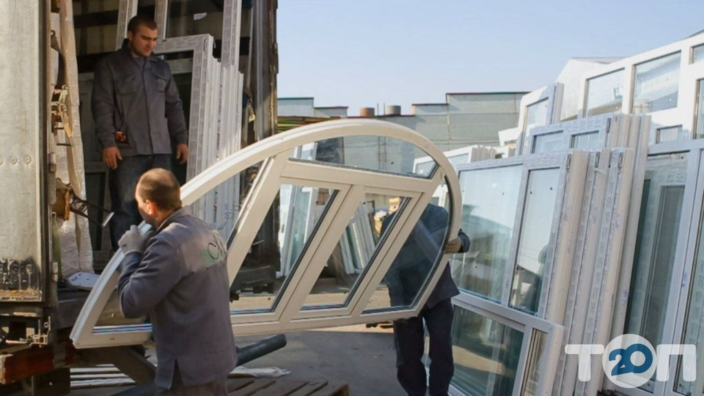 Fenster Group, металопластикові вікна, двері - фото 8