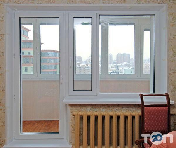 Fenster Group, металопластикові вікна, двері - фото 10