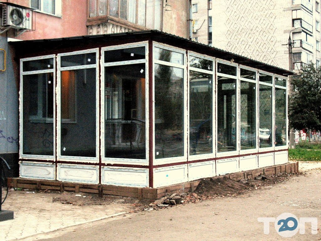 Fenster Group, металопластикові вікна, двері - фото 12