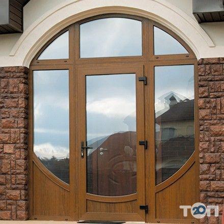 Fenster Group, металопластикові вікна, двері - фото 18