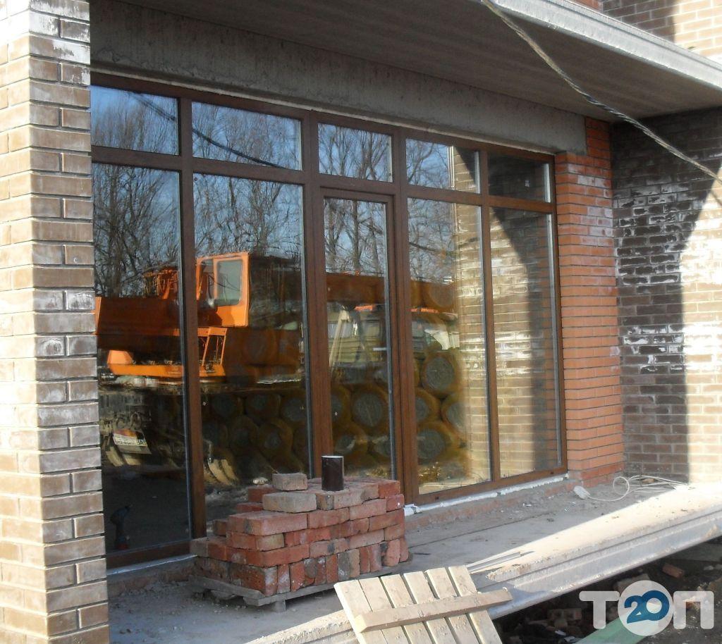 Fenster Group, металопластикові вікна, двері - фото 25