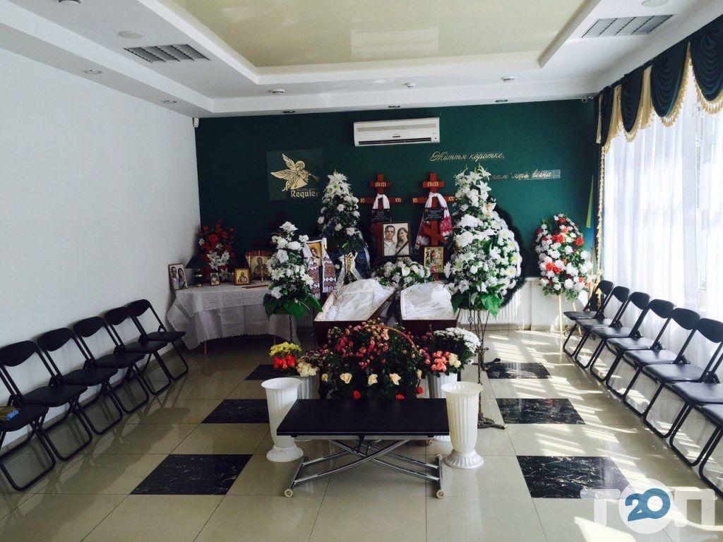 Реквієм, центр ритуальних послуг та товарів - фото 12