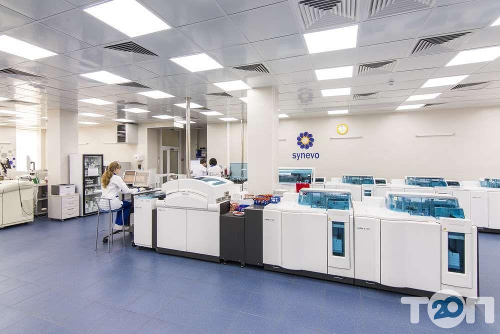 Сінево, лабораторія - фото 2