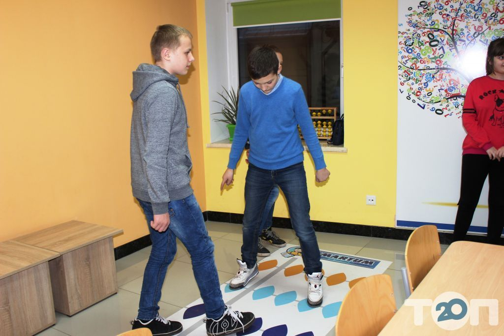 Smartum, центр інтелектуального та творчого розвитку дітей - фото 21