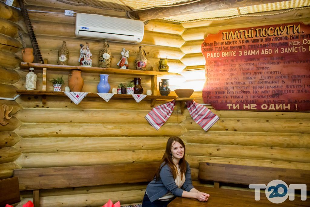 Солоха, ресторан української кухні - фото 26