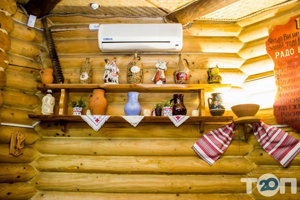 Солоха, ресторан української кухні - фото 38