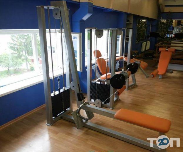 Бамбук, спортивний комплекс - фото 1
