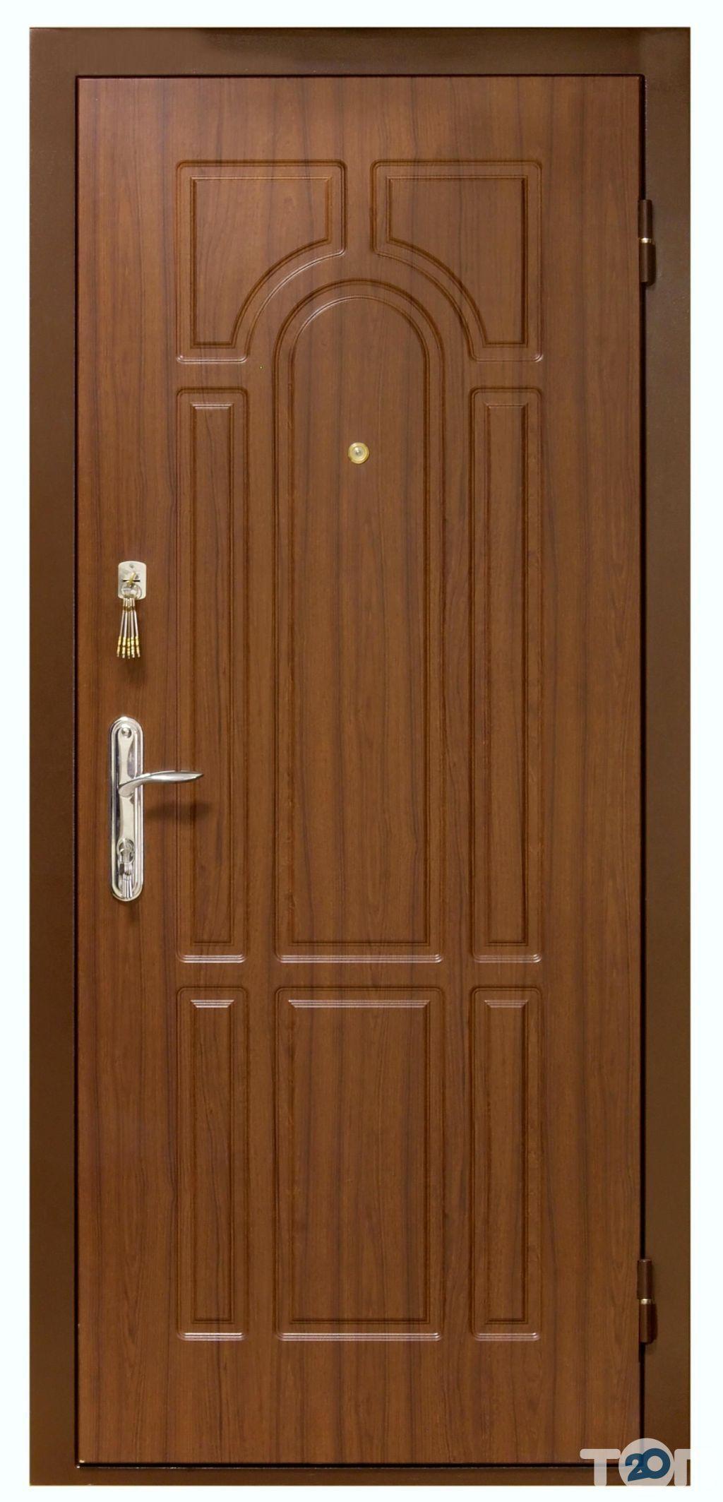 Коммунар, сталеві двері - фото 11