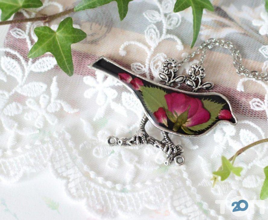 Stavravia, гармонійні прикраси з рослин - фото 1