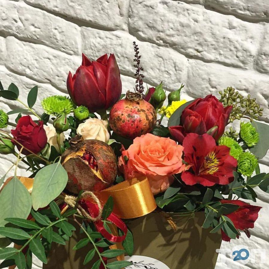 Mille Fiori, студія подарунків і квітів - фото 4