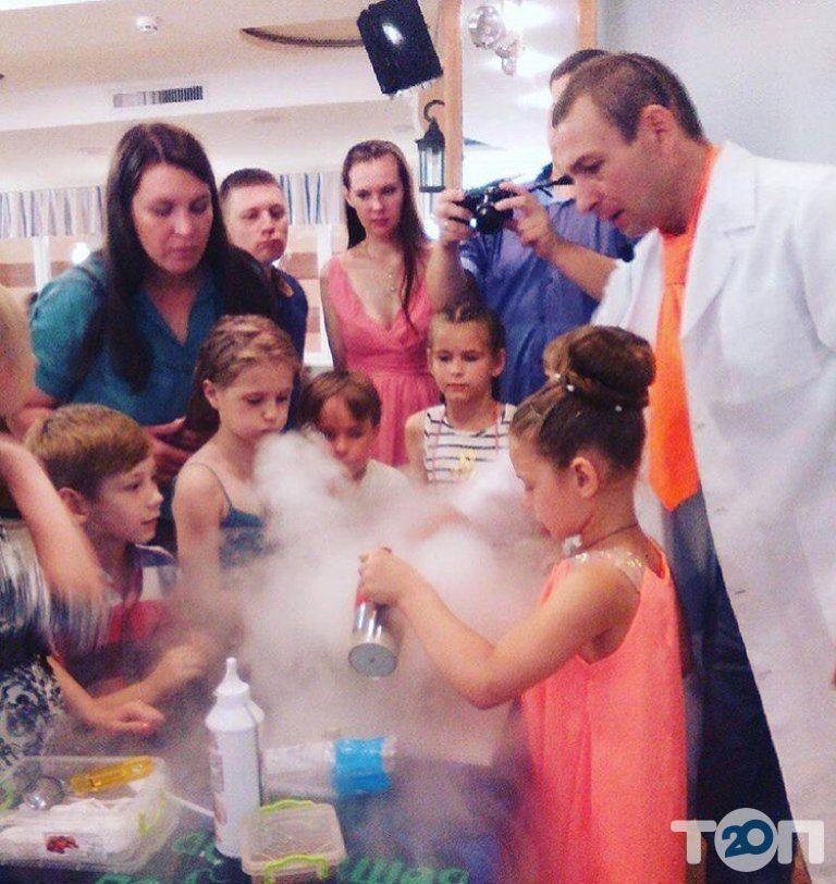 Шалена лабораторія, розважальне наукове шоу - фото 9