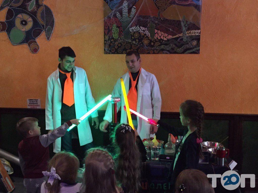 Шалена лабораторія, розважальне наукове шоу - фото 8