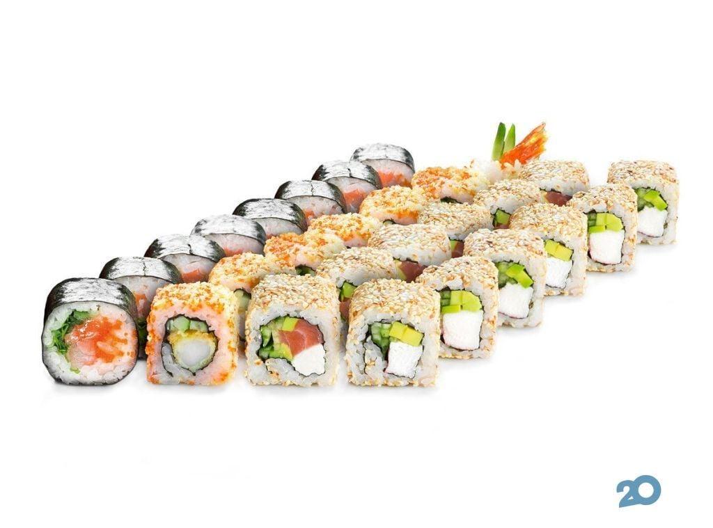 Сушія, ресторан японської кухні - фото 2